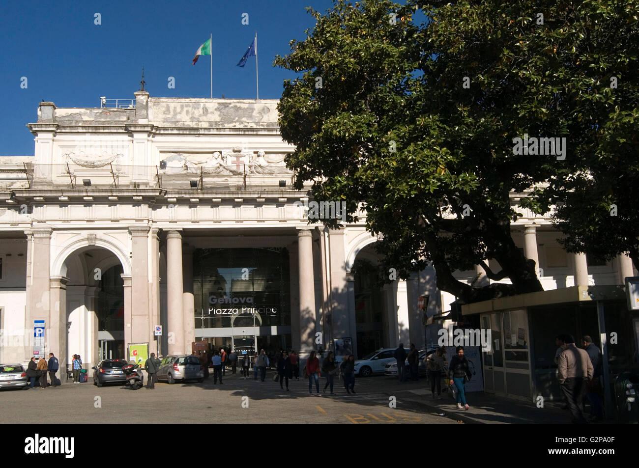 Porta genova station stock photos porta genova station - Genova porta principe ...