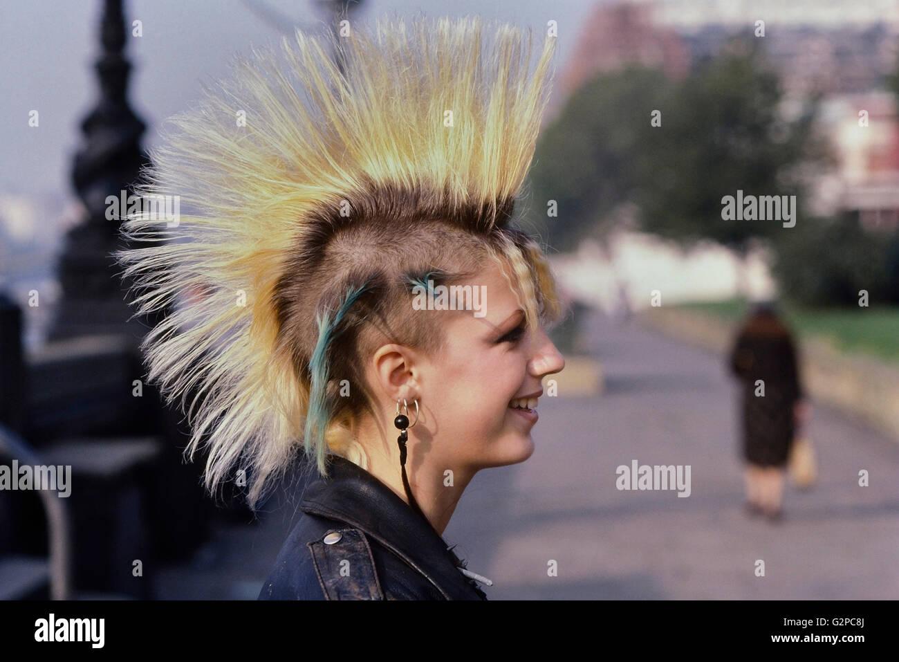 Spiky Hair Stock Photos Spiky Hair Stock Images Alamy
