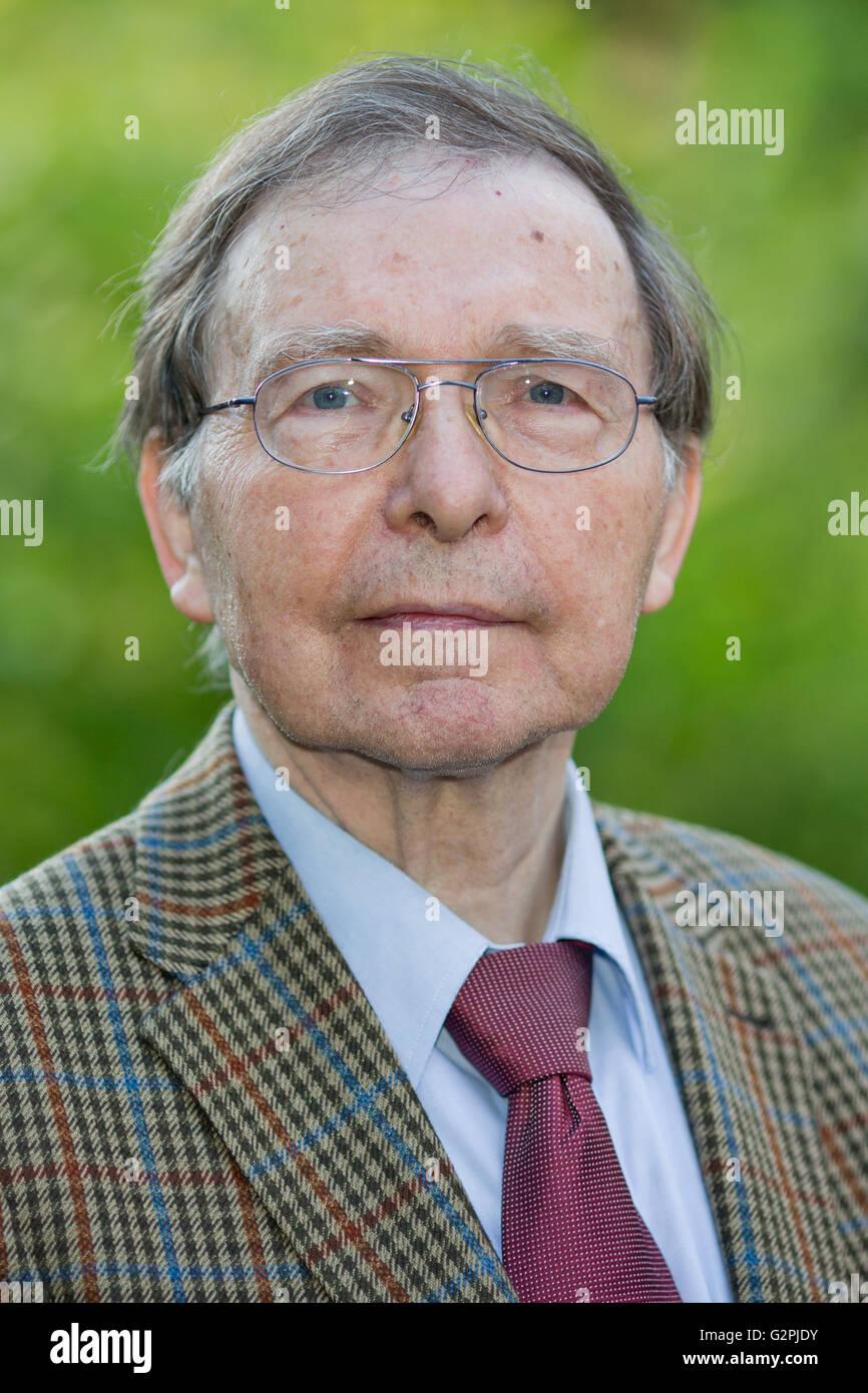 Erlangen, Germany. 31st May, 2016. The President of the Society for Brain Training e.V., Siegfried Lehrl, in Erlangen, - Stock Image