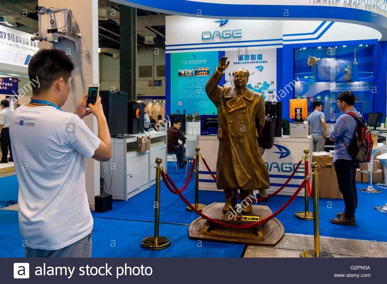 D Printing Exhibition China : The related enterprises from domestic and overseas attend the