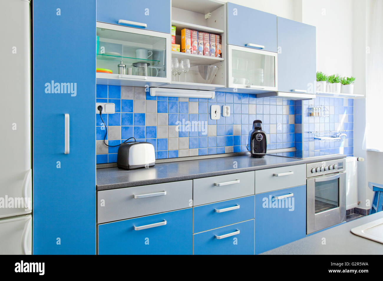 Kitchen Stock Photos & Kitchen Stock Images - Alamy