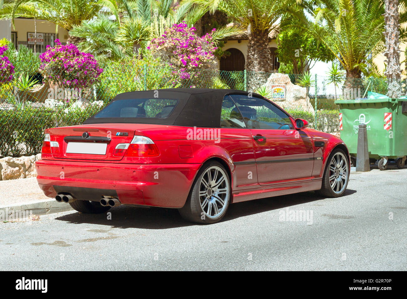 Bmw 3 Series Red Stock Photos Bmw 3 Series Red Stock Images Alamy