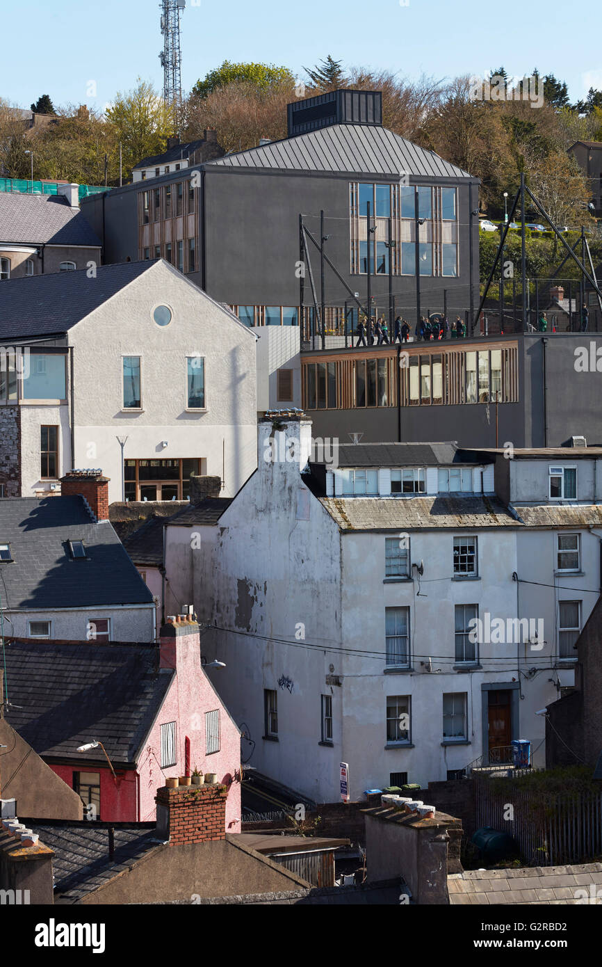 view from south west st angelas college cork cork ireland architect odonnell and tuomey 2016