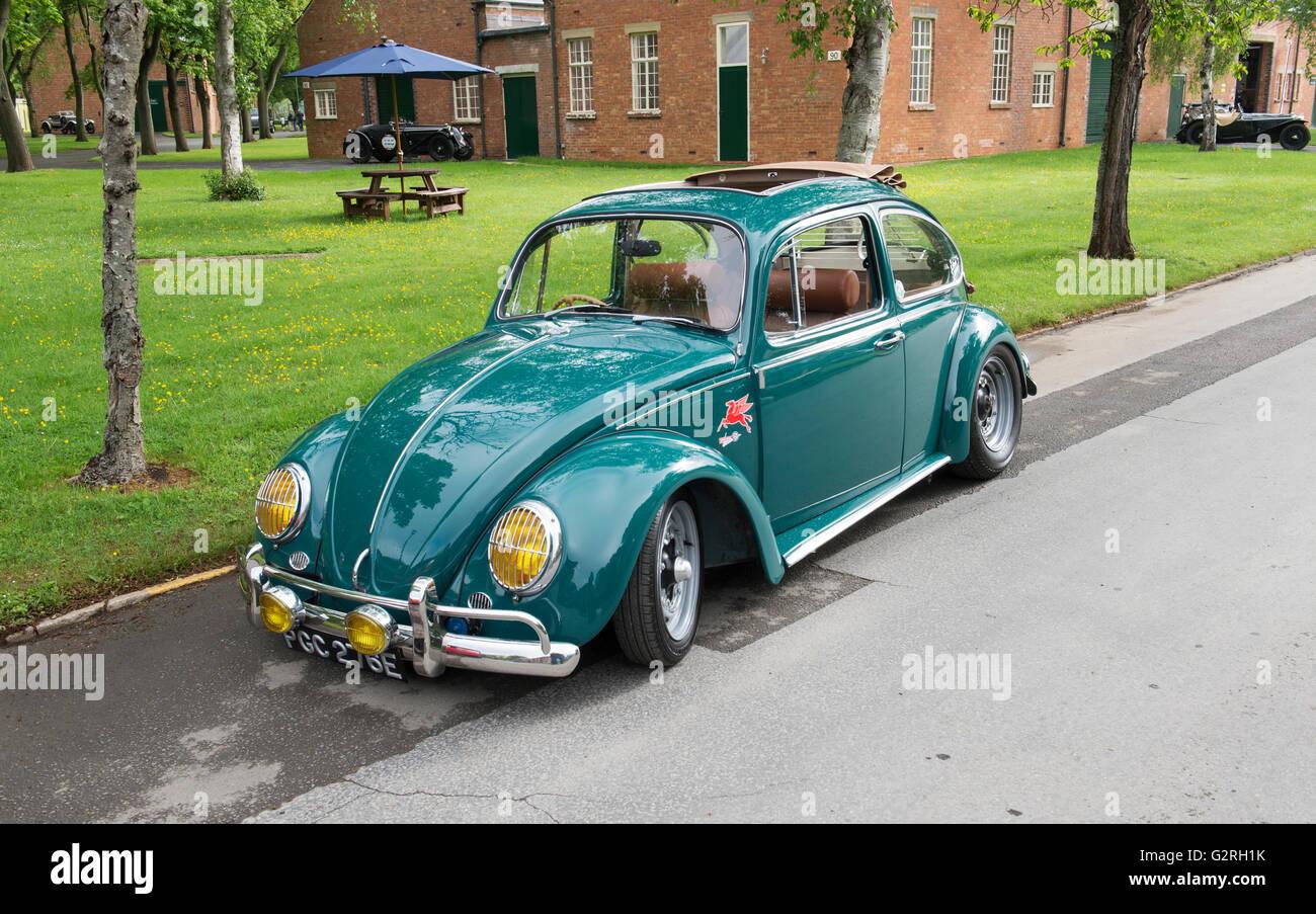 Teal Volkswagen Beetle Stock Photos & Teal Volkswagen Beetle