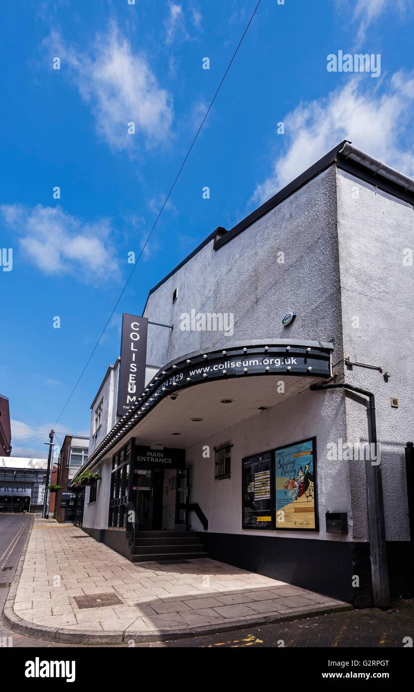 Oldham Coliseum,Theatre - Stock Image