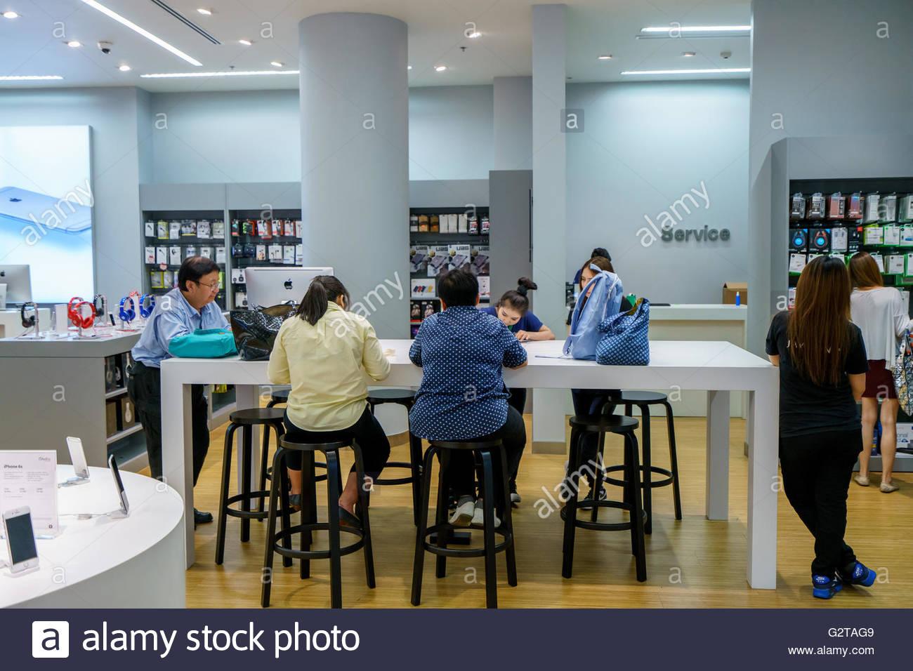 Apple Store Information Desk Images