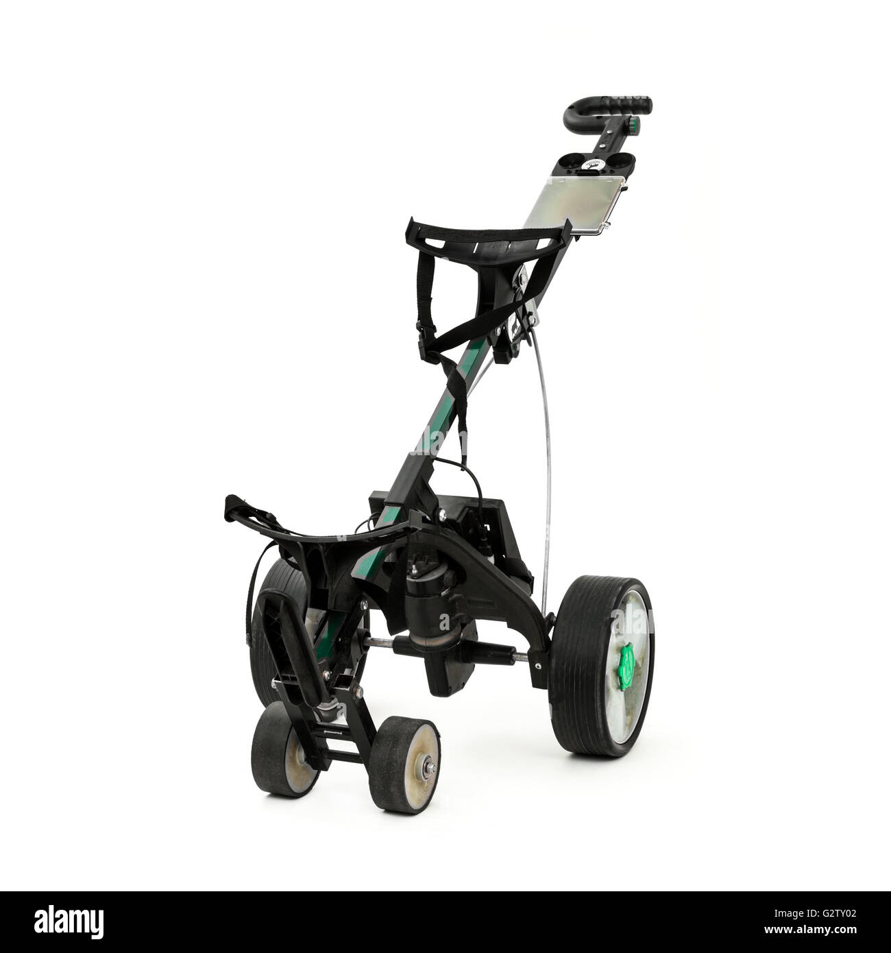 Hill Billy Electric Battery Powered Golf Trolley, made in