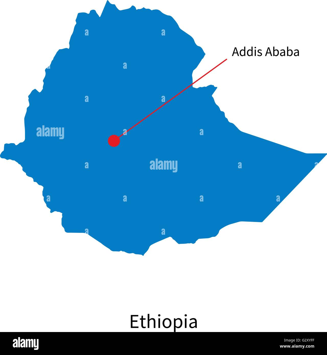 Detailed vector map of Ethiopia and capital city Addis Ababa ... on capital of qatar map, capital of estonia map, capital of benin map, capital of suriname map, capital of bosnia map, capital of latvia map, capital of azerbaijan map, capital of ghana map, capital of burma map, capital of malawi map, capital of bermuda map, capital of united arab emirates map, capital of luxembourg map, capital of montenegro map, capital of kosovo map, capital of guyana map, capital of dominica map, capital of the united kingdom map, capital of gambia map, capital of macedonia map,