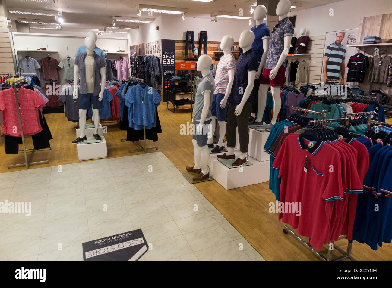 British clothing store online
