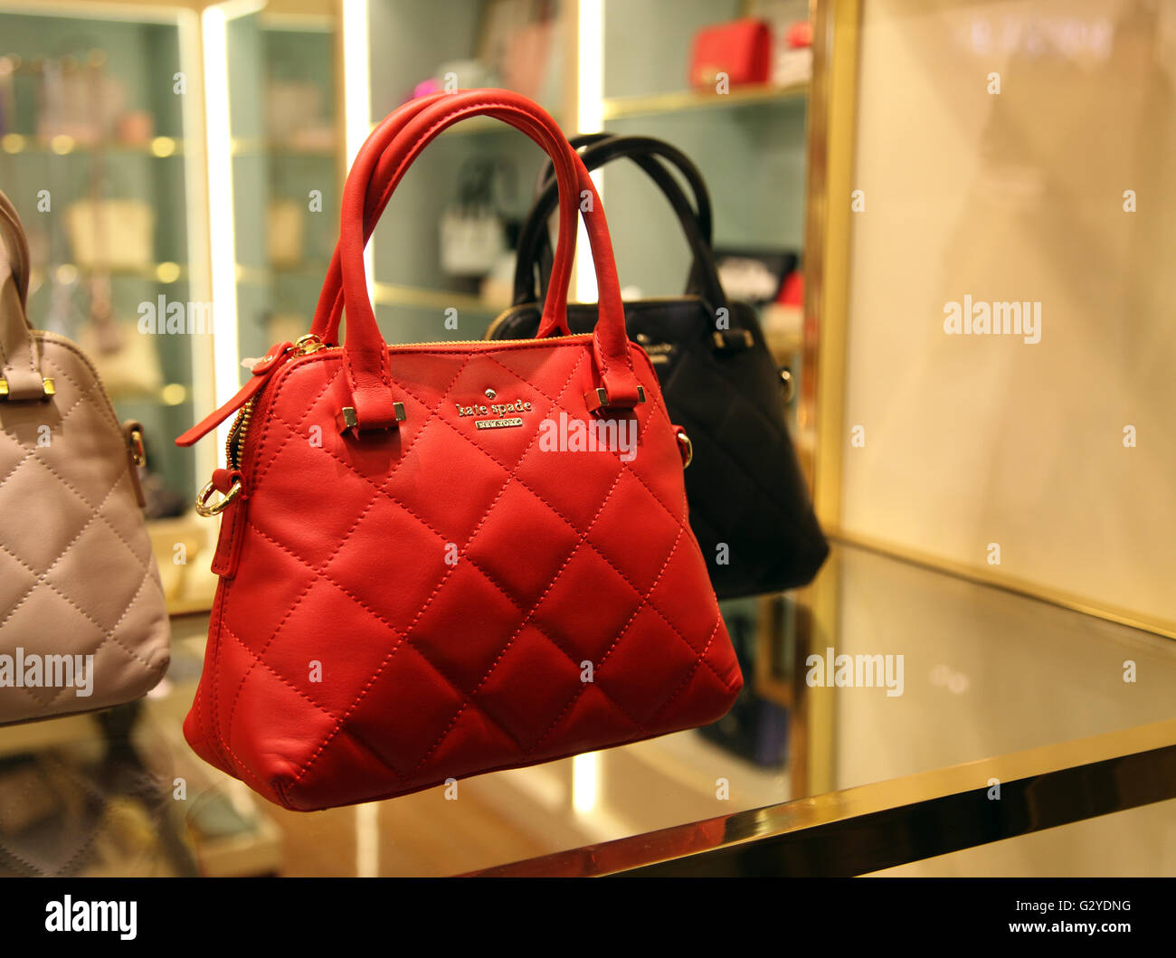 Kate Spade New York handbags on sale aboard luxury cruiseship Celebrity  Silhouette