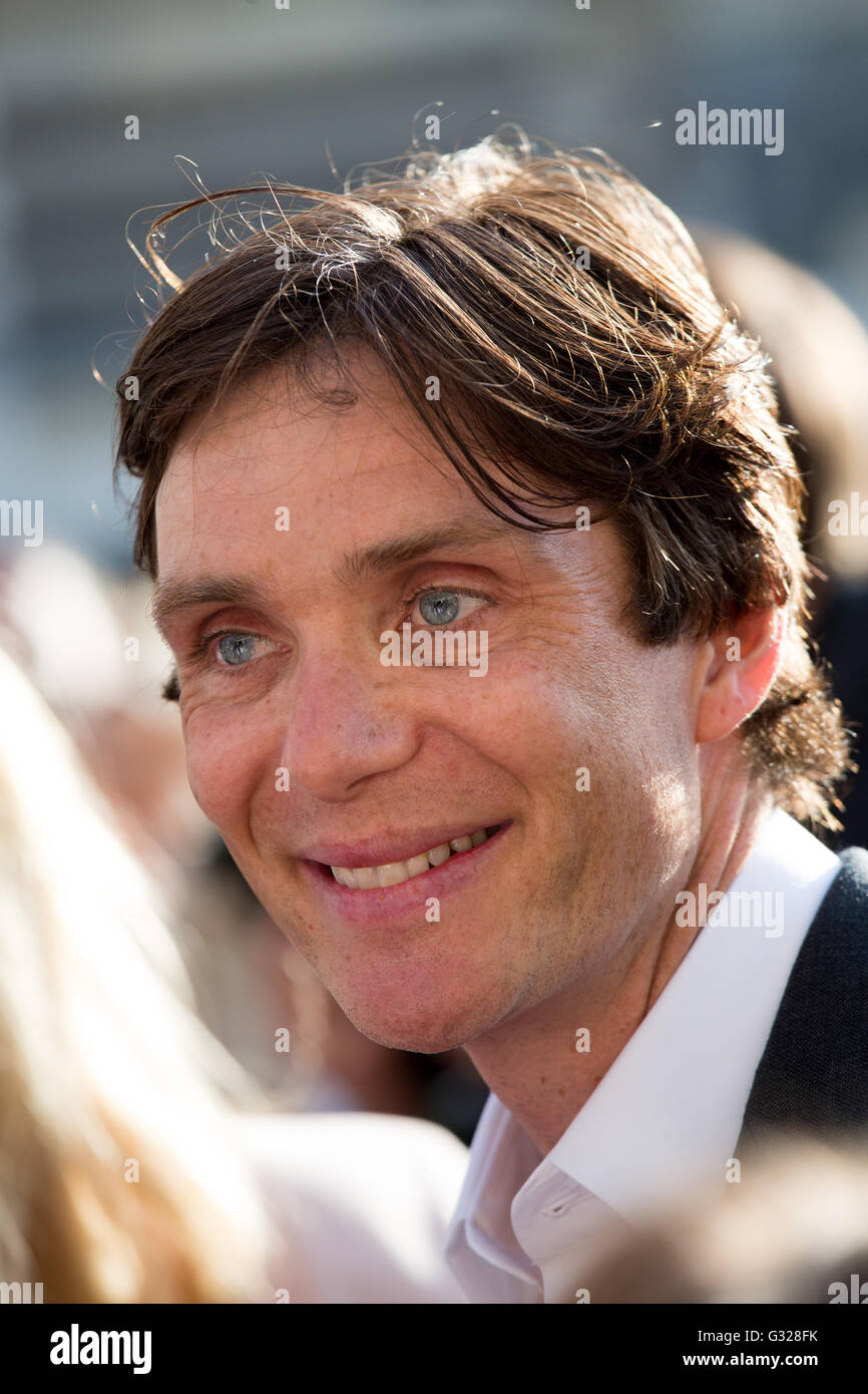 Cillian Murphy Who Plays Tommy Shelby In Peaky Blinders At
