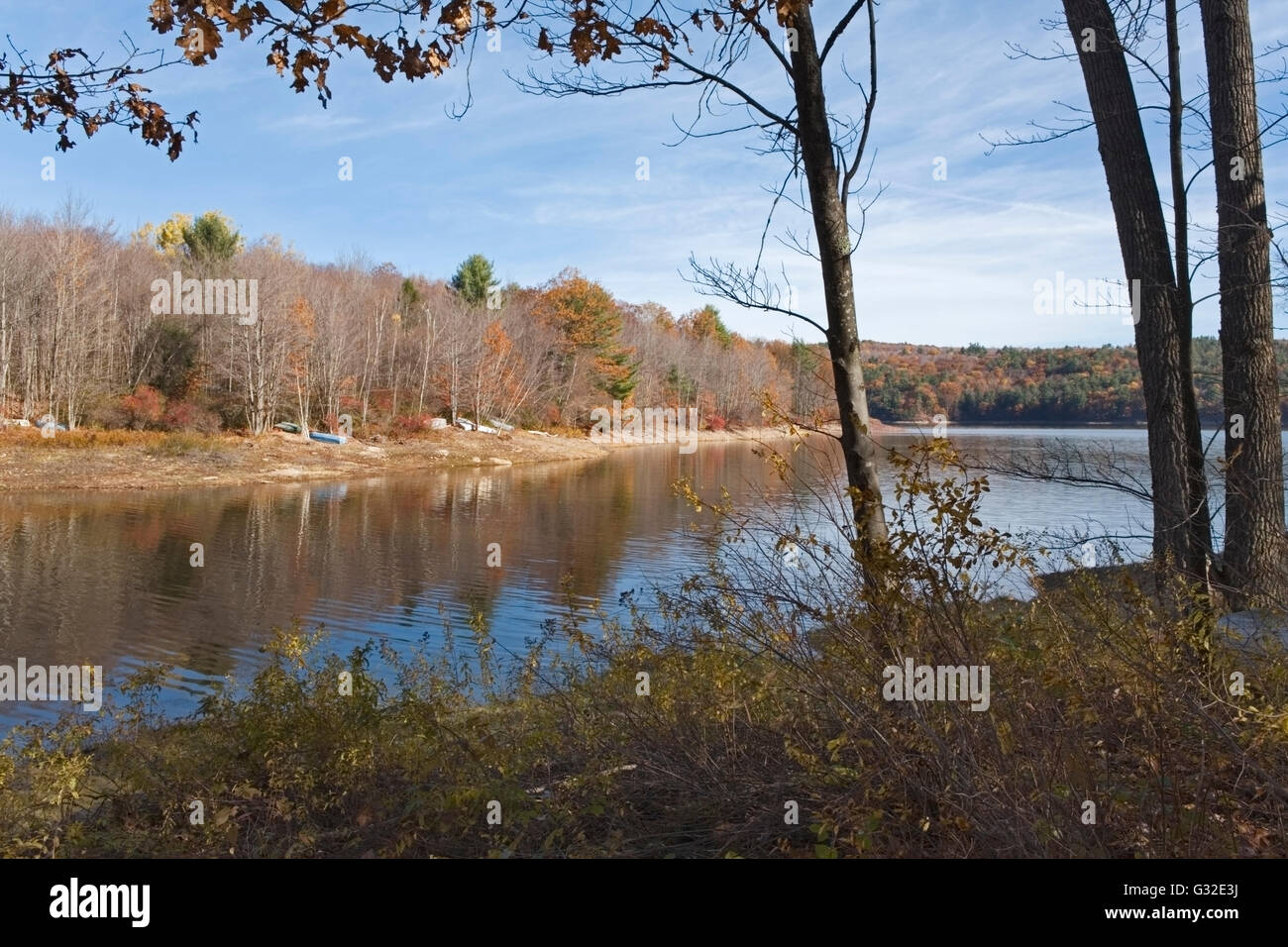 A Natural Area In New York State Landscape High Resolution Stock Photography And Images Alamy