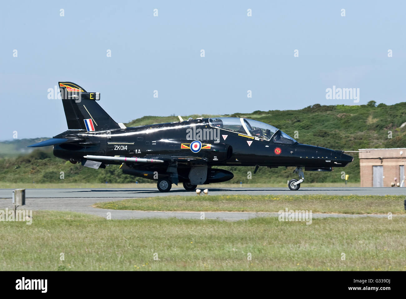 Hawk T.2 Stock Photo