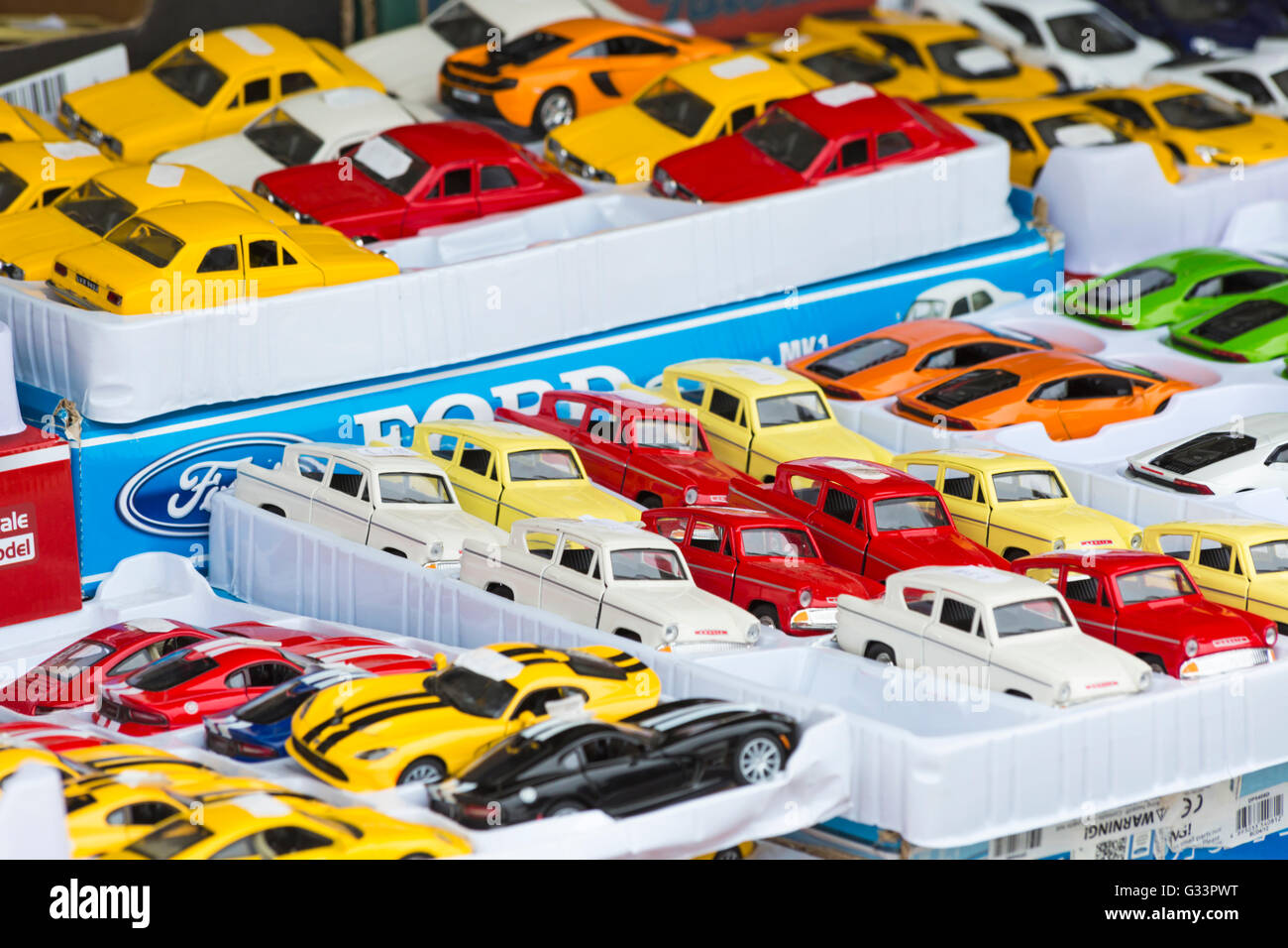 Toy Cars For Sale Stock Photos & Toy Cars For Sale Stock Images - Alamy