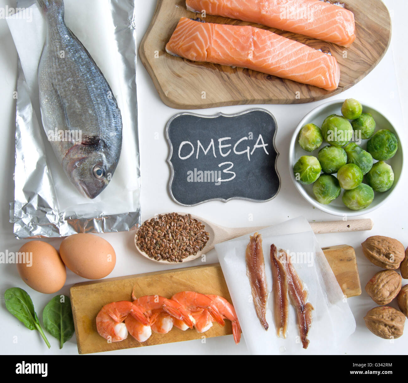 Omega 9 Fatty Acids High Resolution Stock Photography and Images