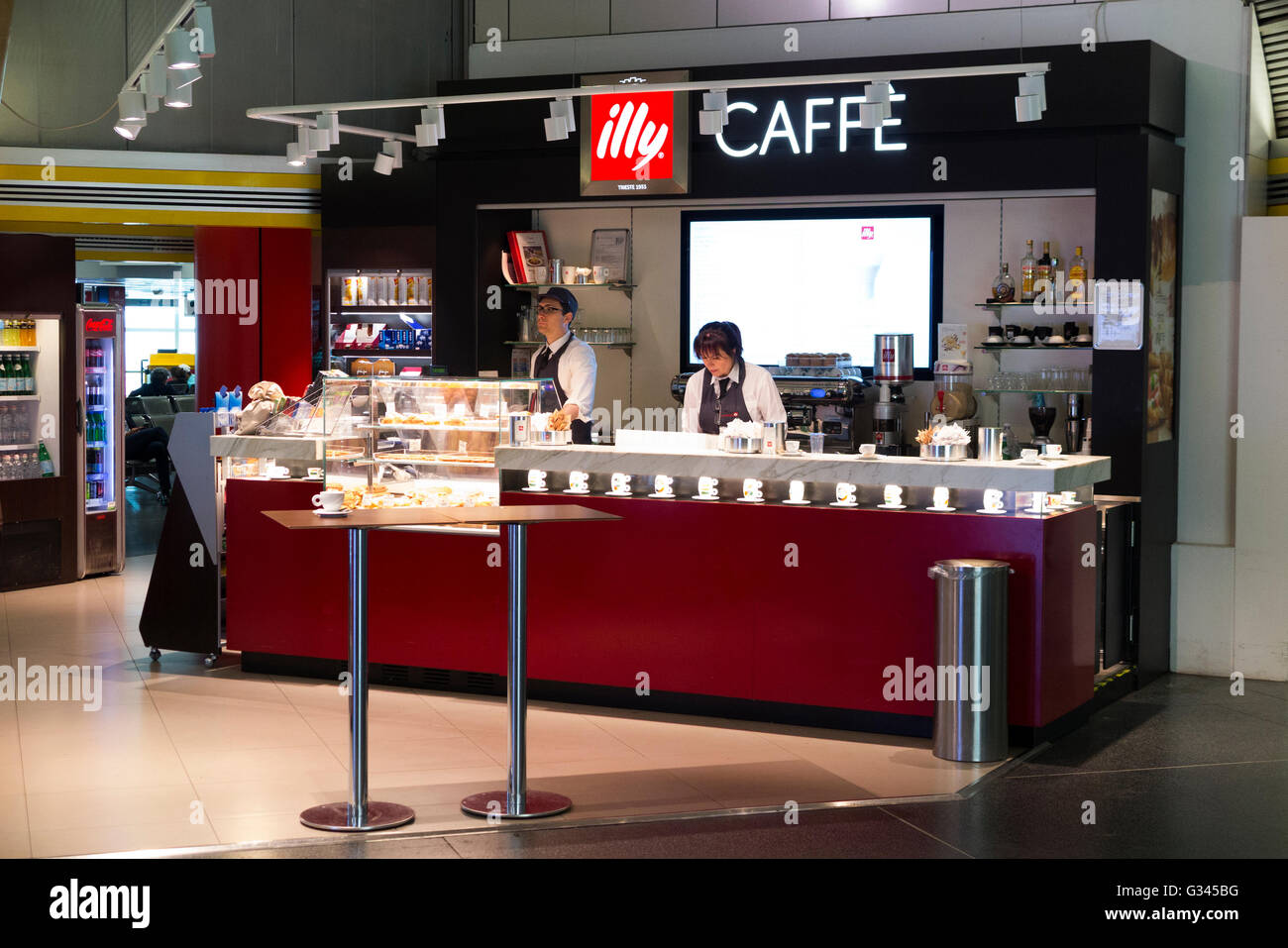Illy Coffee Drinks
