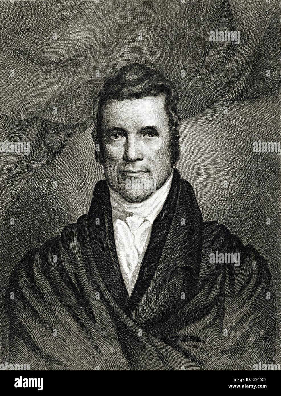 John Marshall - Stock Image
