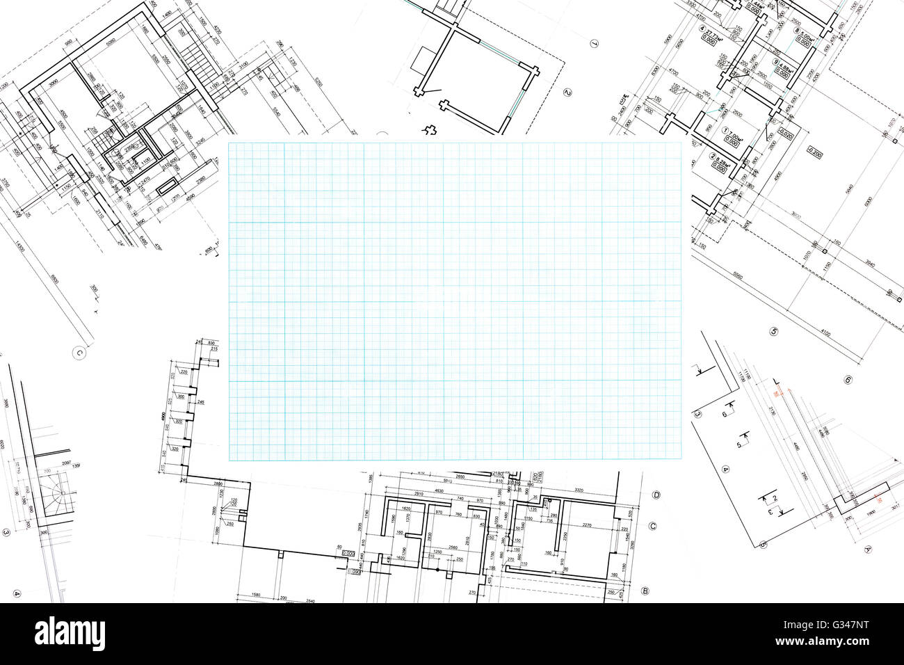drafting blueprint grid architecture stock photos  u0026 drafting blueprint grid architecture stock
