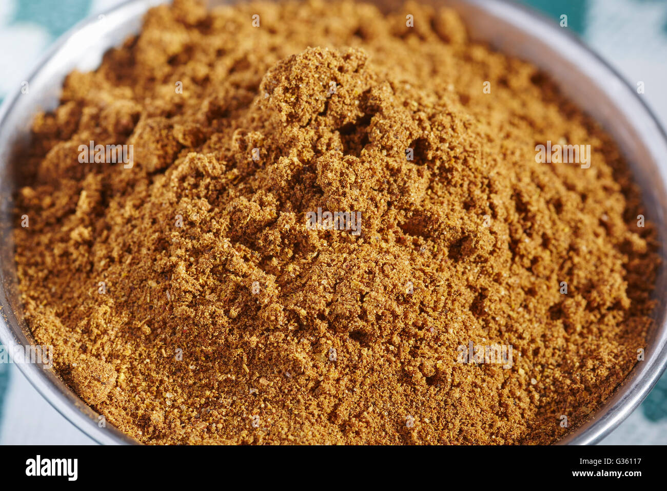 Five Spice Powder, a classic Chinese seasoning - Stock Image