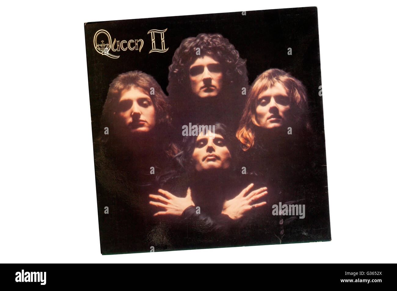 Queen Album Cover Stock Photos & Queen Album Cover Stock