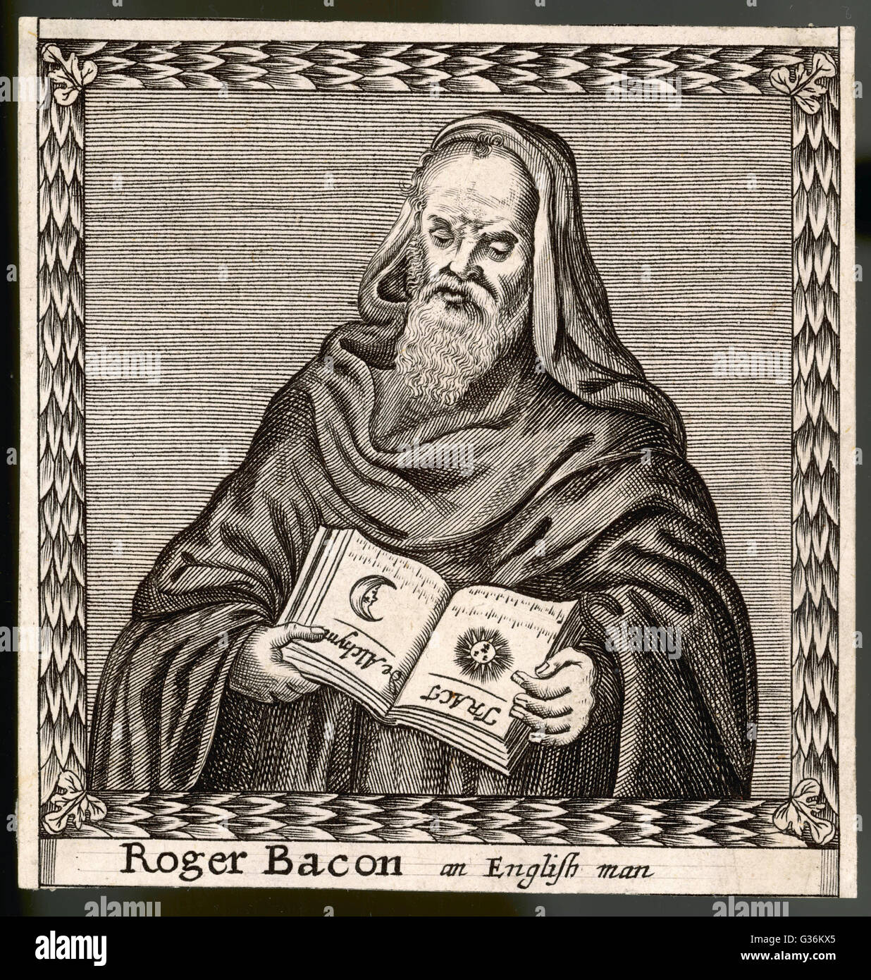 Roger Bacon (1214 - 1294) Scholar