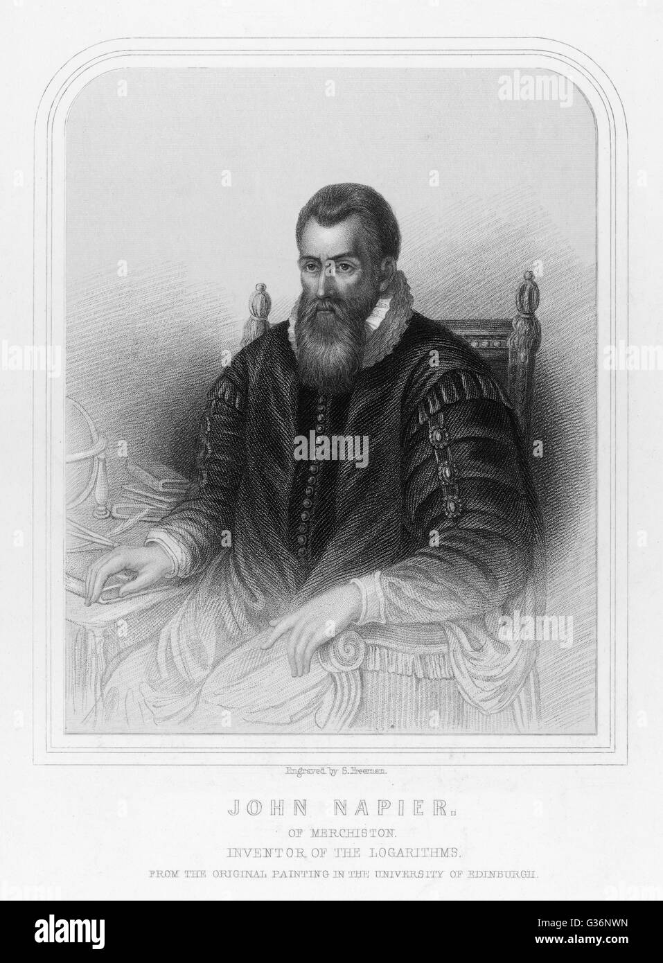 john napier of merchiston