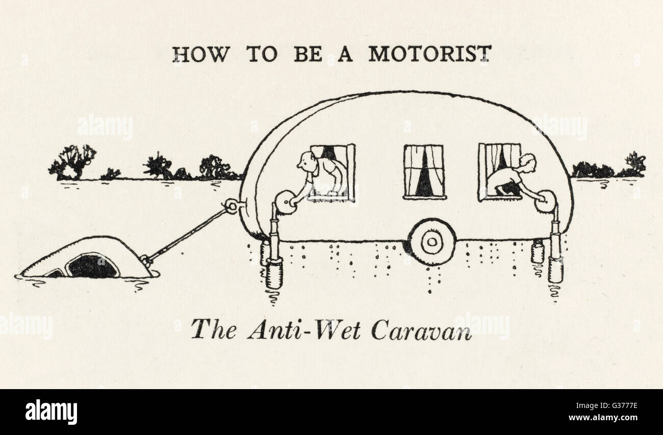 William Stout Stock Photos Images Alamy Paramount Caravan Wiring Diagram For A Typical British Summer This Is Fitted With Four Telescopic Legs Enabling