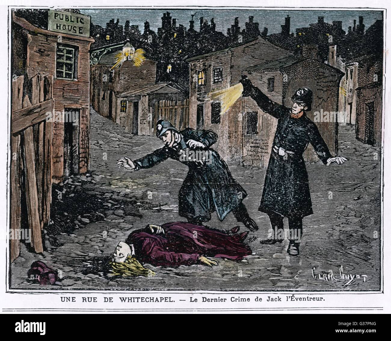An introduction to the Whitechapel Murders