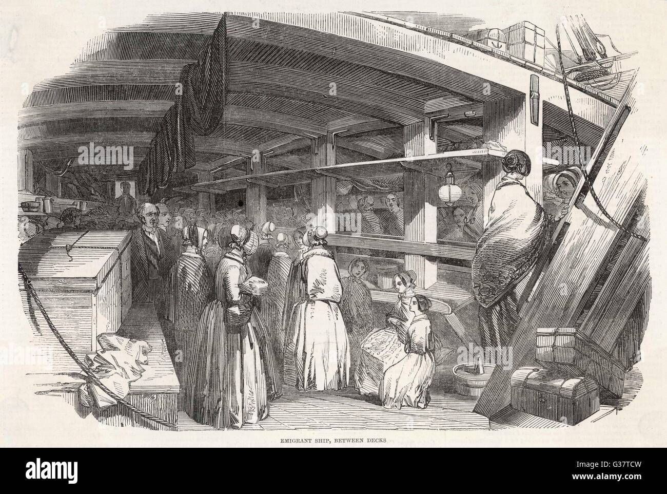 Image result for DECK PASSENGERS SHIP BEEDLE 1890