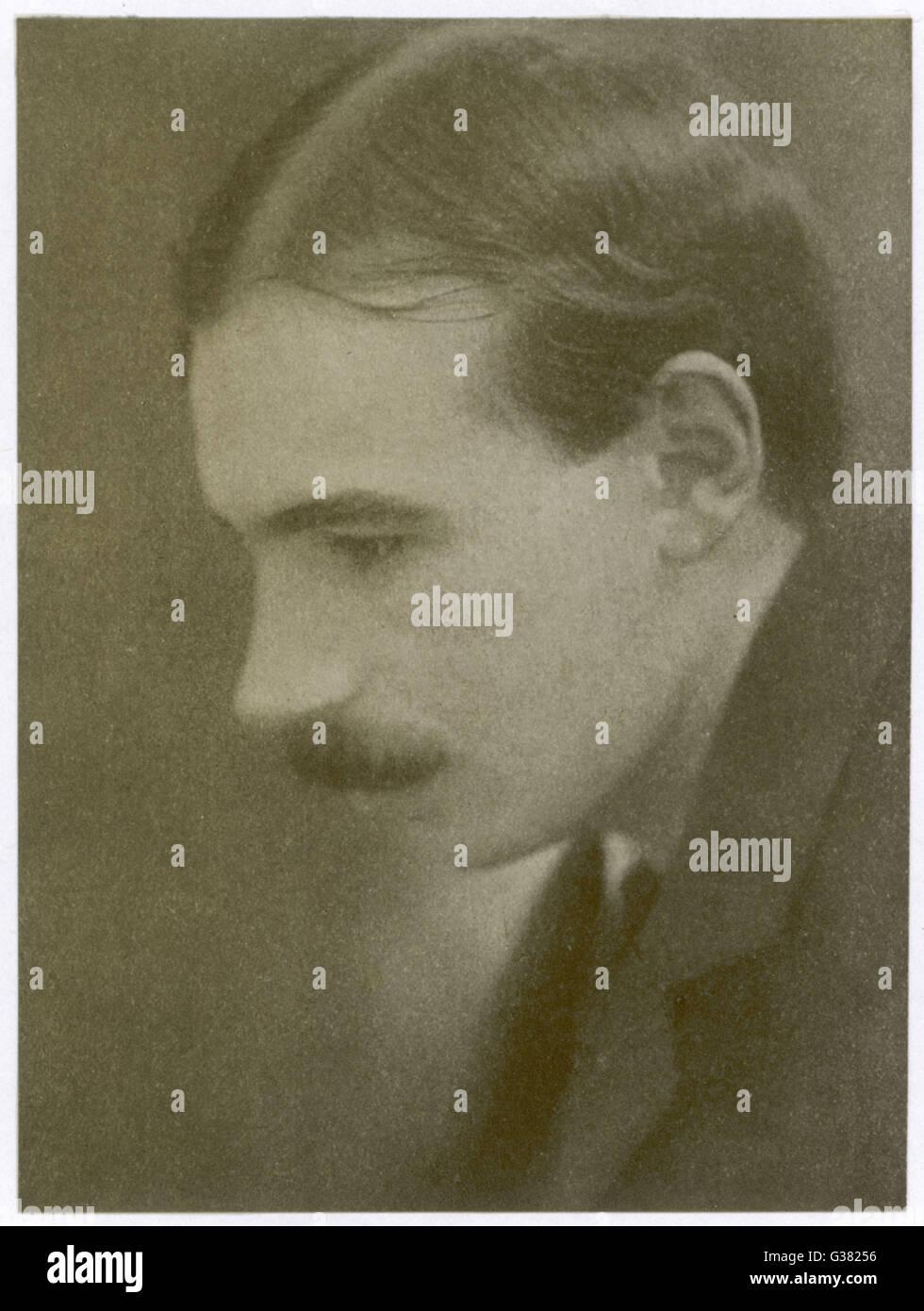 JOHN MAYNARD KEYNES  Economist        Date: 1883 - 1946 - Stock Image
