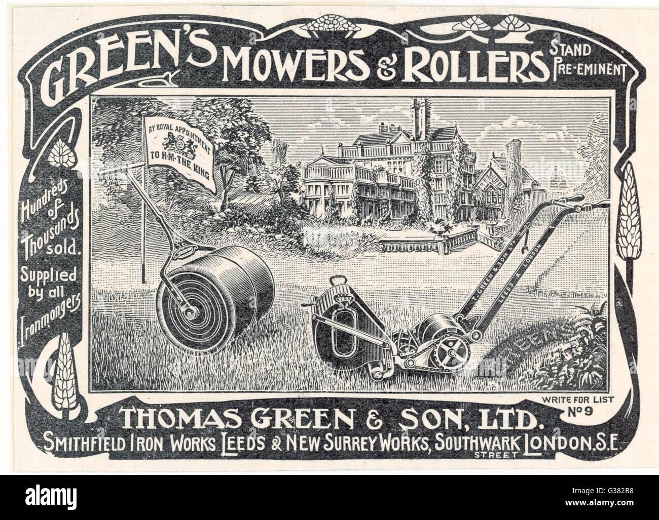 Garden Roller Lawn Roller Stock Photos Amp Garden Roller