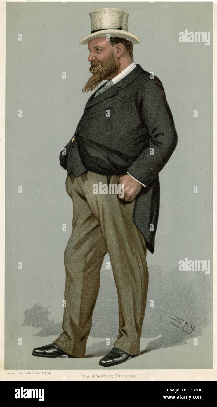 LIONEL WALTER ROTHSCHILD 2nd baron son of Nathan Mayer Statesman and zoologist       Date: 1868 - 1937 - Stock Image