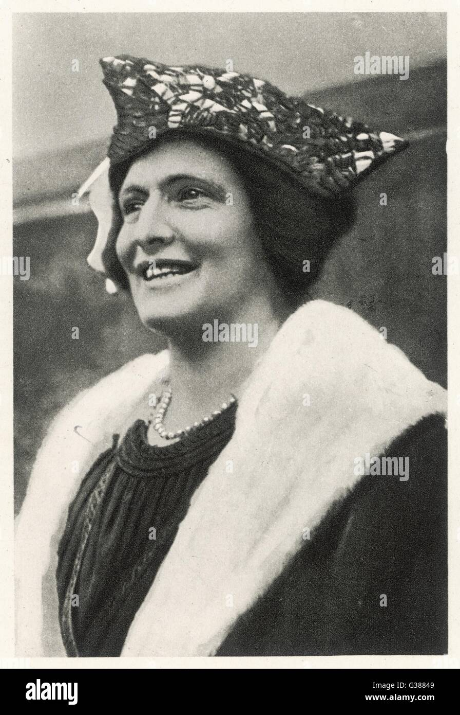 Nancy Astor, Viscountess Astor