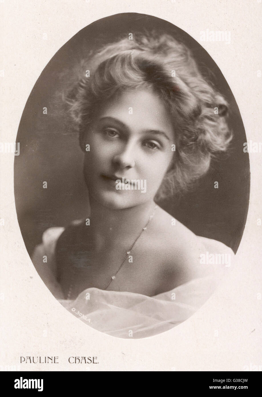 Pauline Chase, actress,  notable for playing the part of Barrie's 'Peter Pan'        Date: 1885 - 1962 - Stock Image