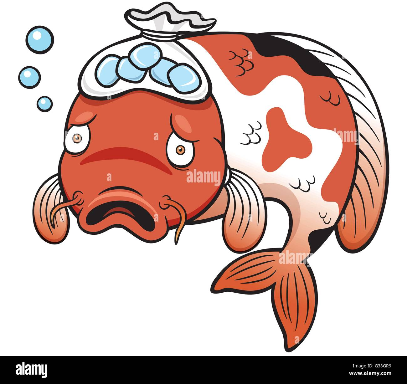 Red Fish Cartoon Stock Photos & Red Fish Cartoon Stock Images - Alamy