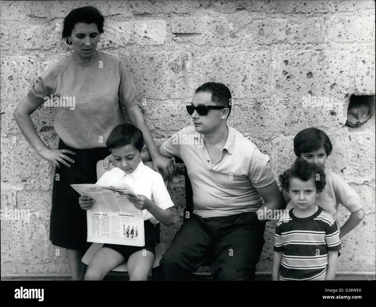 1965 - New York Romanian mob mobster family children ...
