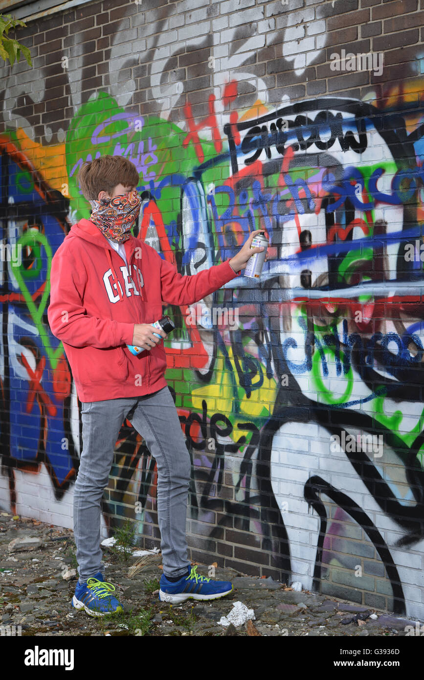 Graffiti Sprayer