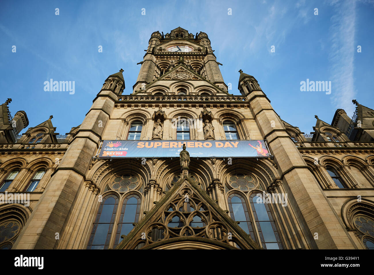 Manchester Town Hall Detail Architect Property Properties Building  Development Structure Property Architectural Design Stunnin