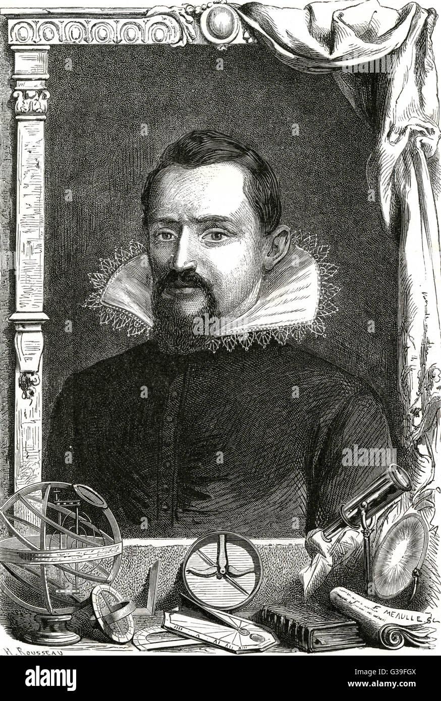 Johannes Kepler Or KepplerStock Photos and Images