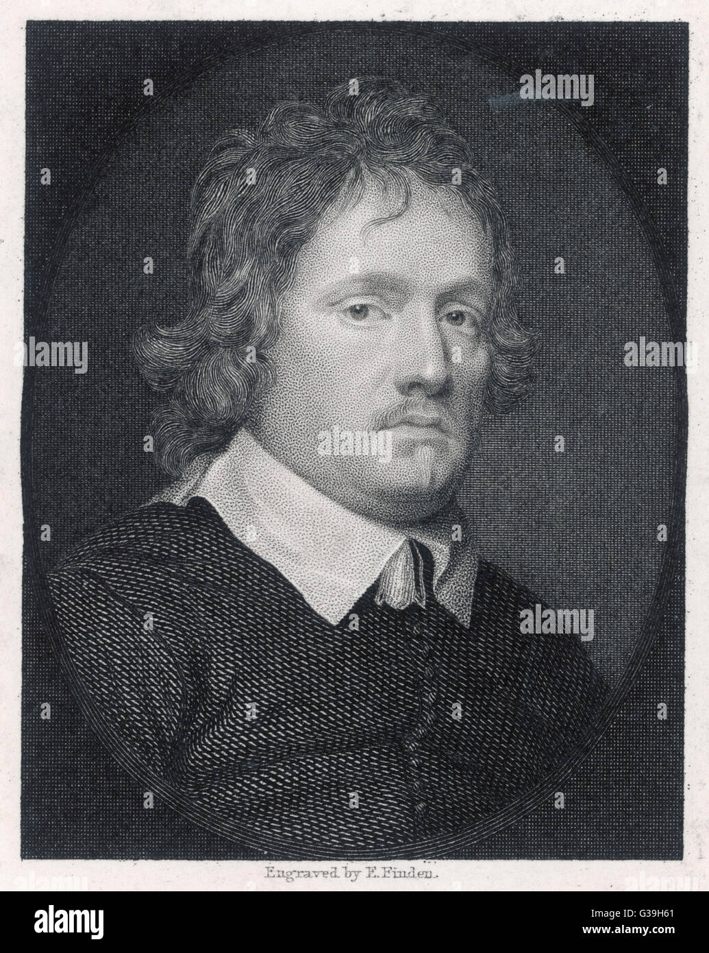 JOHN PYM  English Member of Parliament,  an important figure in the  opposition to King Charles I      Date: 1584 - Stock Image