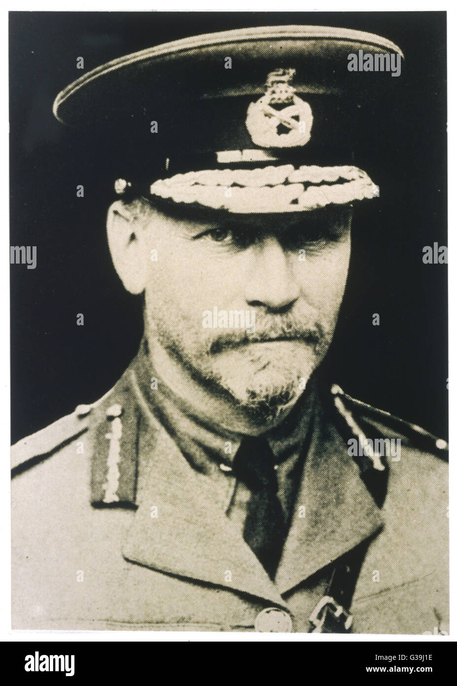 JAN CHRISTIAN SMUTS  South African General and statesman       Date: 1870 - 1950 - Stock Image