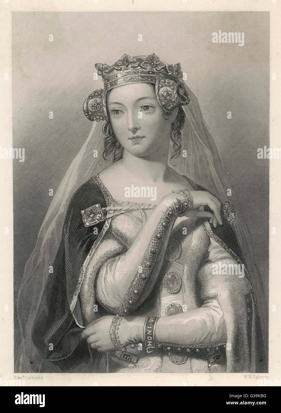 PHILIPPA OF HAINAULT Queen of ...