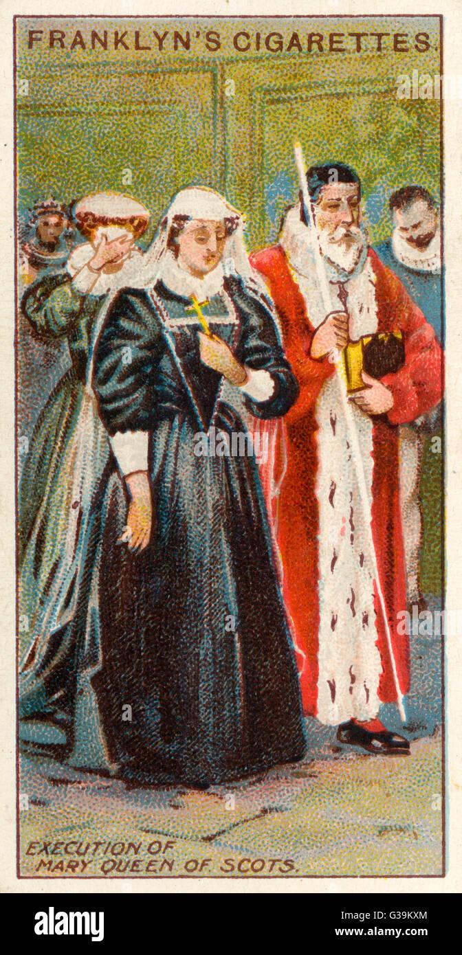 Date: 8 February 1587