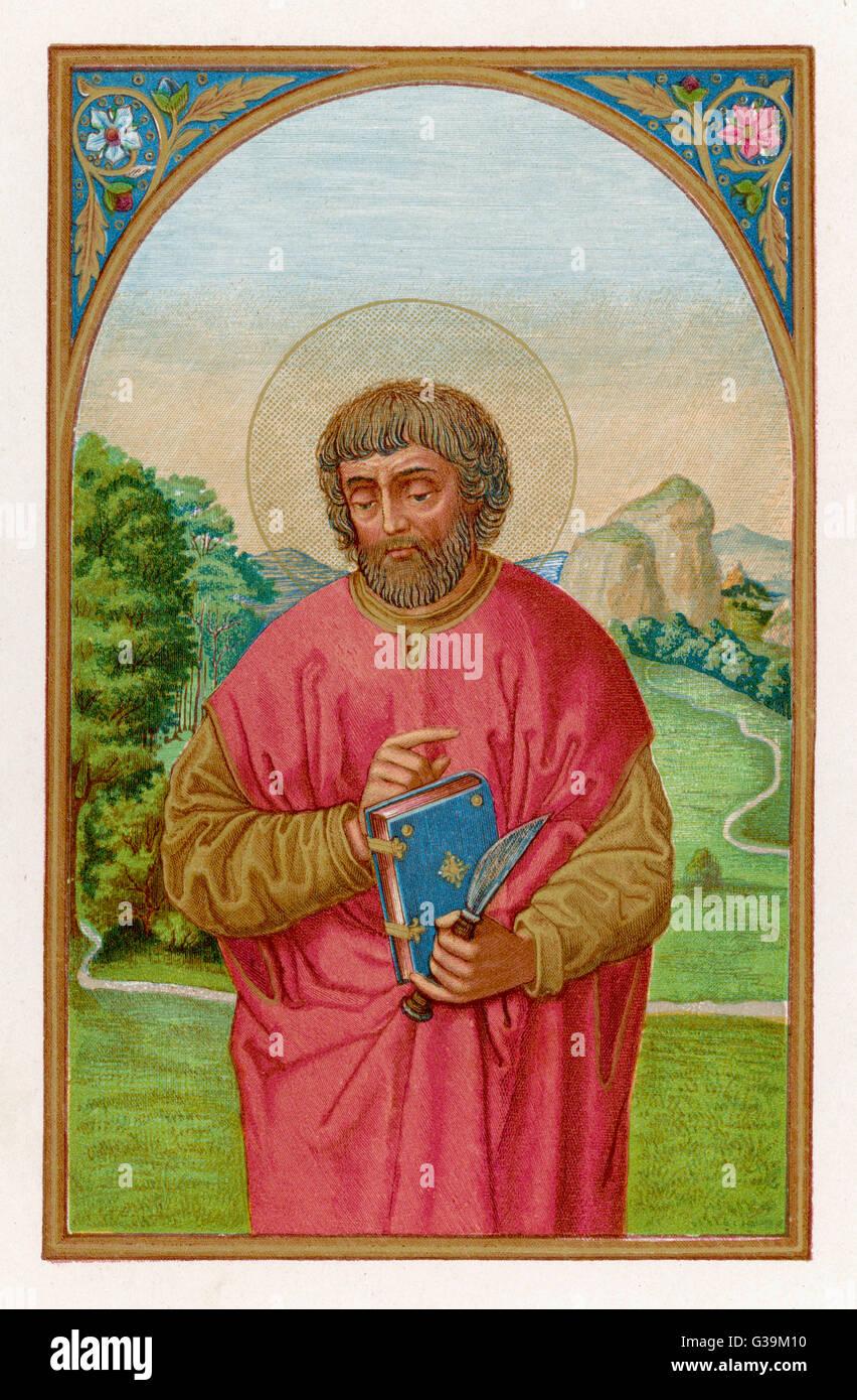 SAINT BARTHOLOMEW THE APOSTLE          Date: 1st century - Stock Image