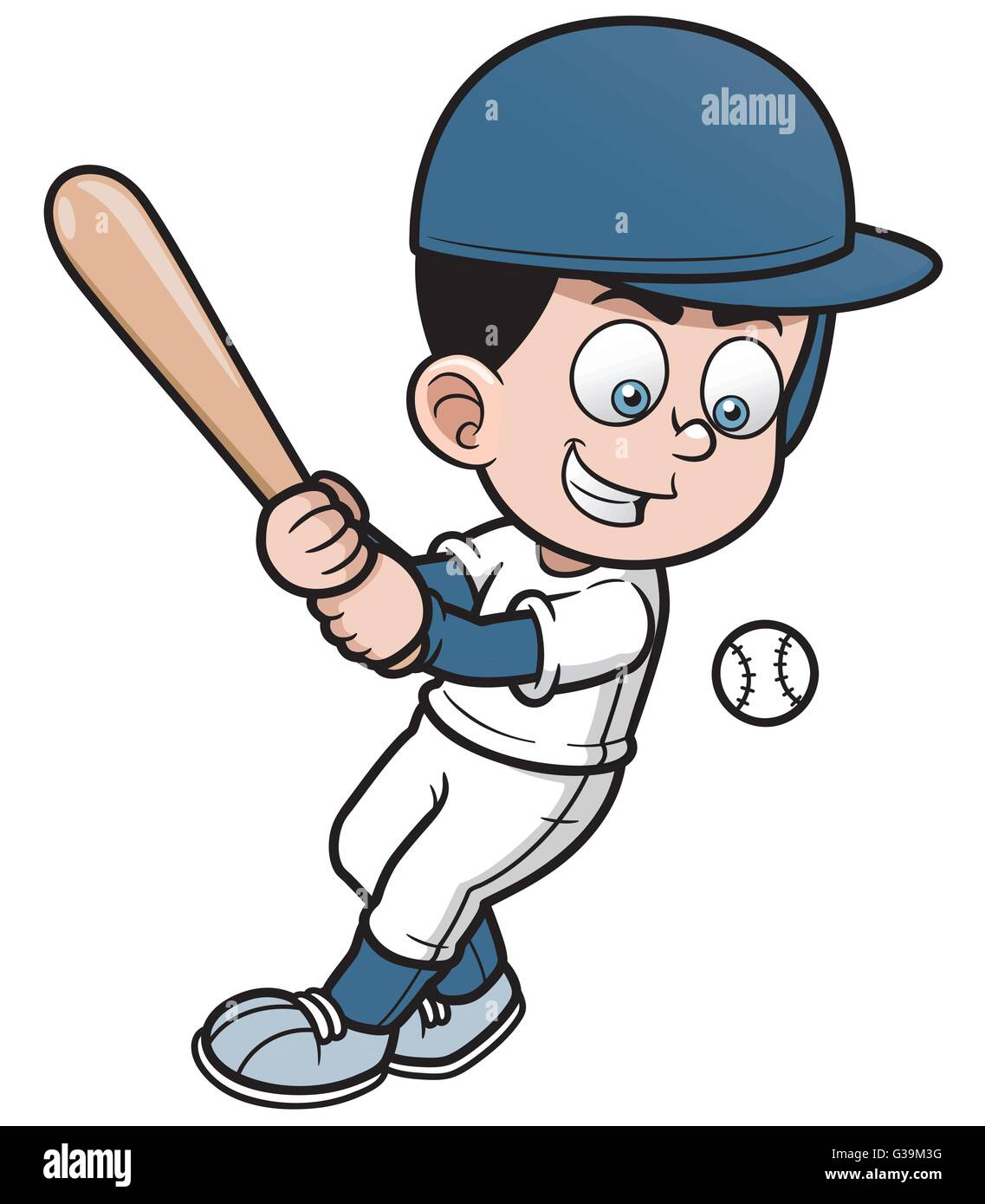 vector illustration of cartoon baseball player stock baseball player clip art free printable baseball player clip art free printable