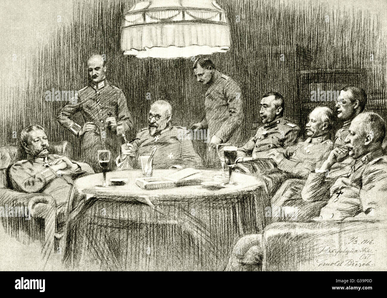Image result for german general staff