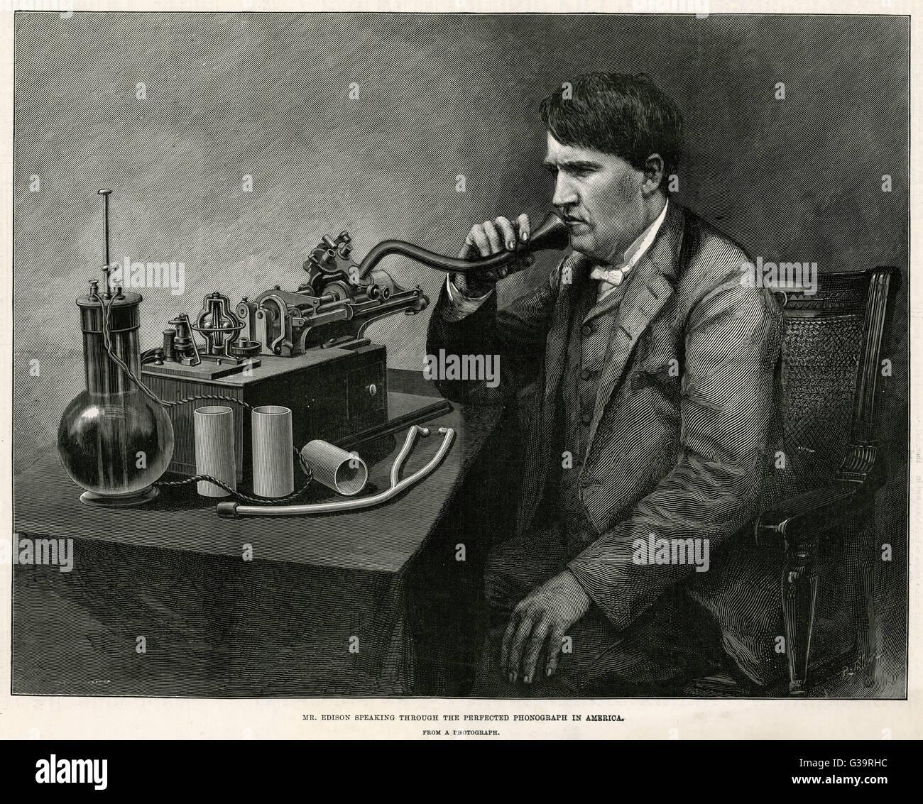 dating phonographs