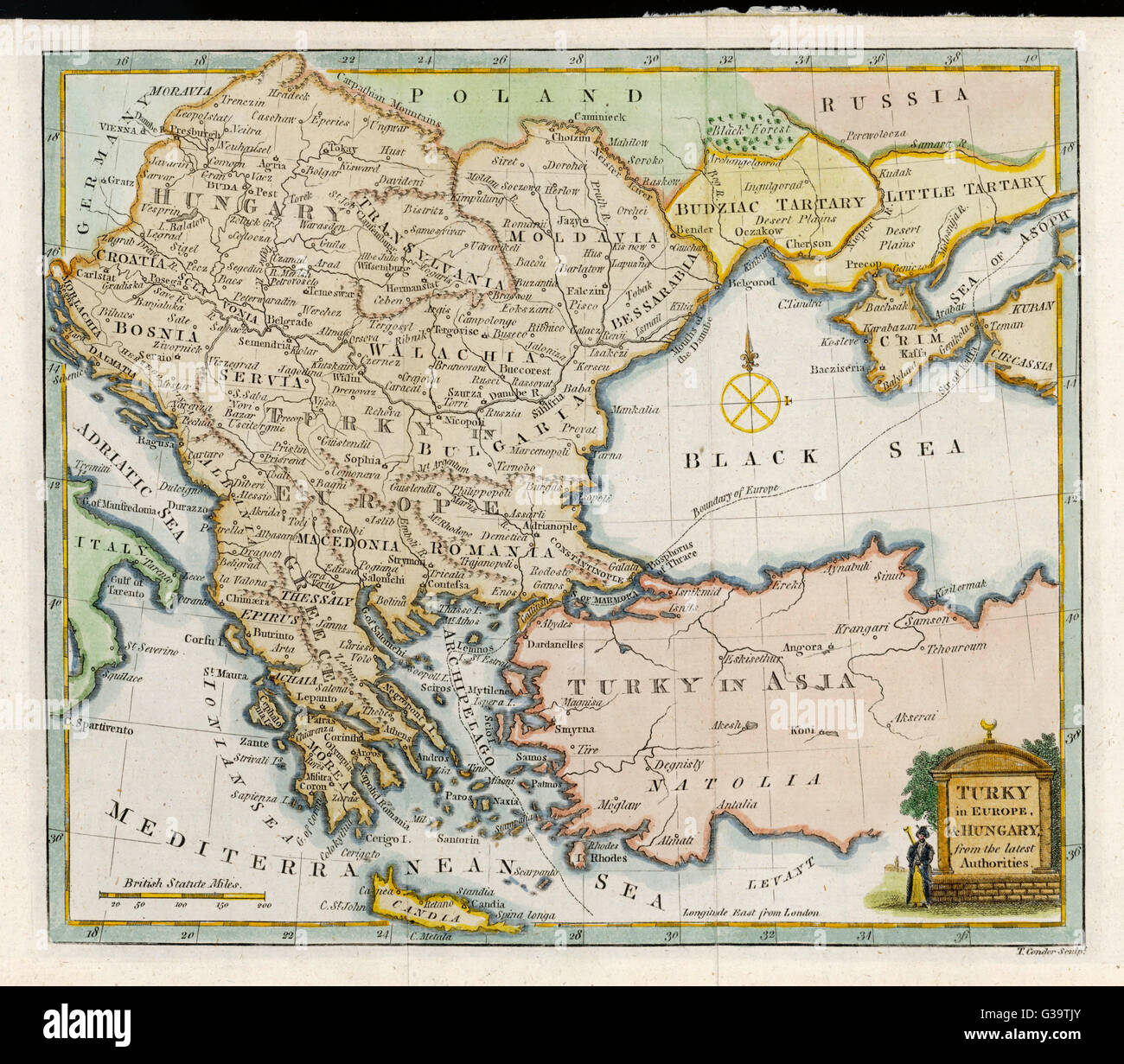 Map Of Turkey High Resolution Stock Photography And Images Alamy