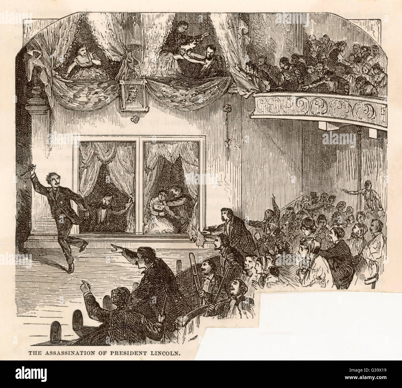Ford S Theatre 1865 Stock Photos Amp Ford S Theatre 1865