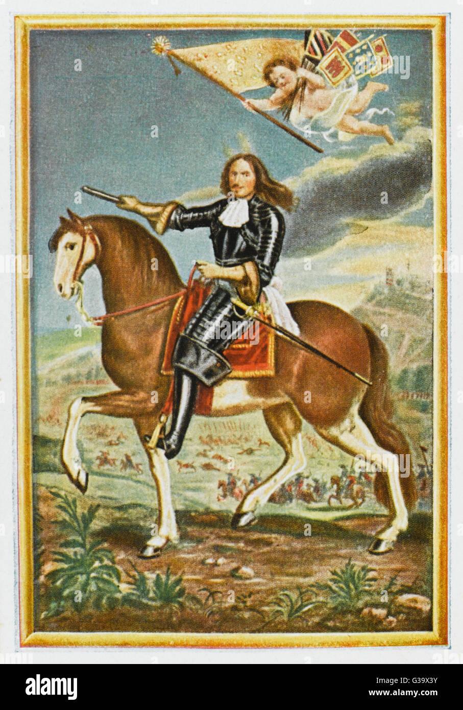 Henri de la Tour d'Auvergne,  vicomte TURENNE  French military commander       Date: 1611 - 1675 - Stock Image